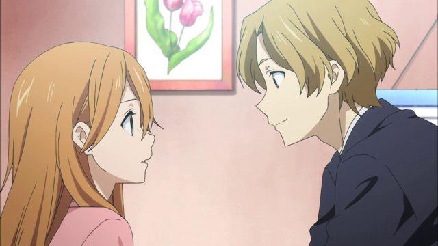 yui and yoshiharu kokoro connect