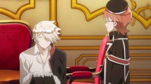 Kai von Glanzreich the royal tutor anime