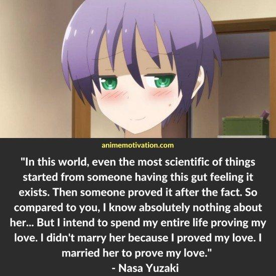 Nasa Yuzaki quotes 1