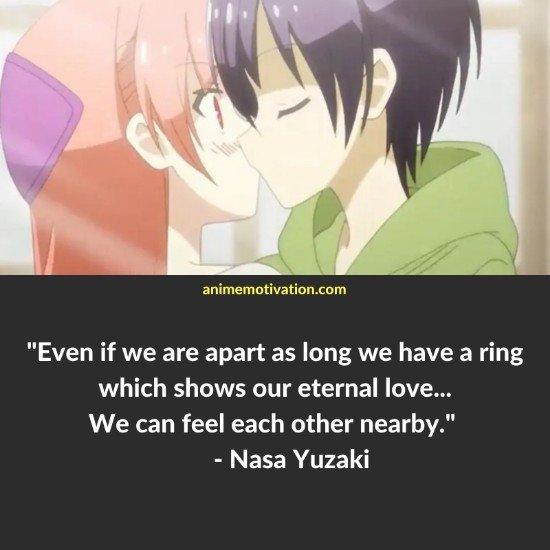 Nasa Yuzaki quotes 14