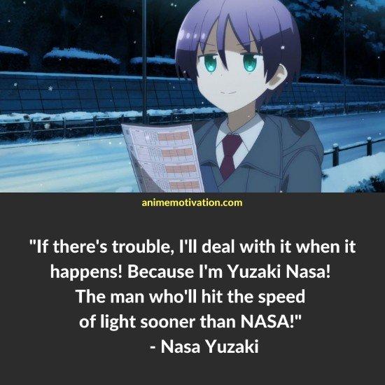 Nasa Yuzaki quotes 9