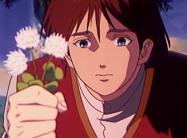 Prince Charles anime