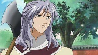 Shi Seiran anime prince
