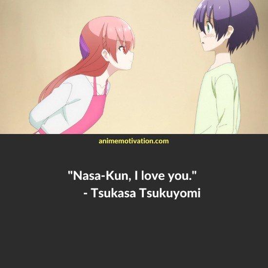 Tsukasa Tsukuyomi quotes 10