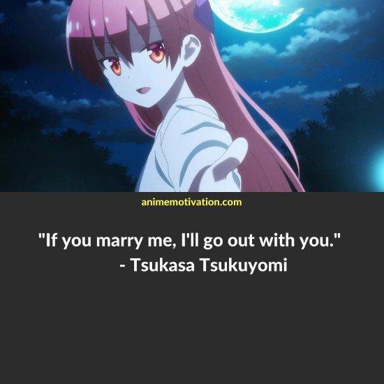 Tsukasa Tsukuyomi quotes 6