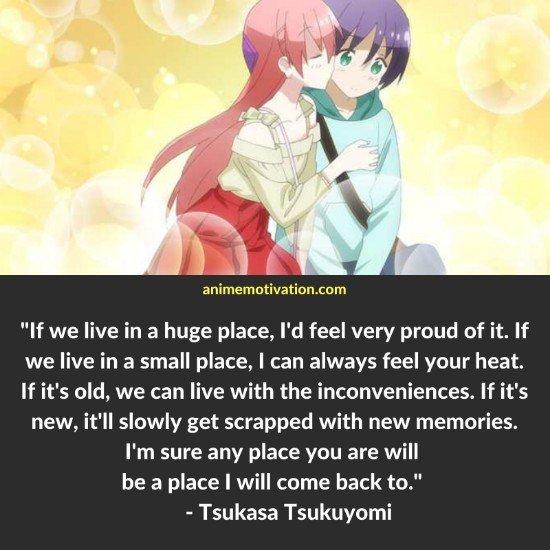Tsukasa Tsukuyomi quotes