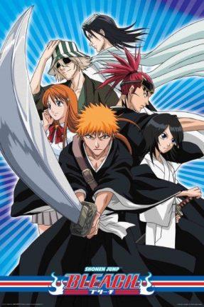 bleach anime series cover 2