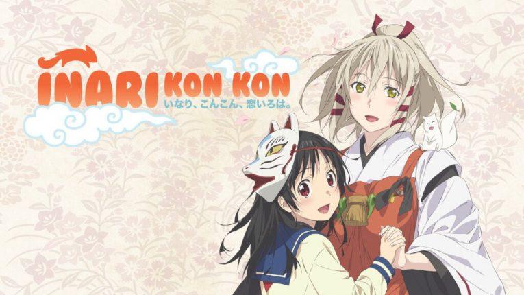 inari kon kon anime wallpaper