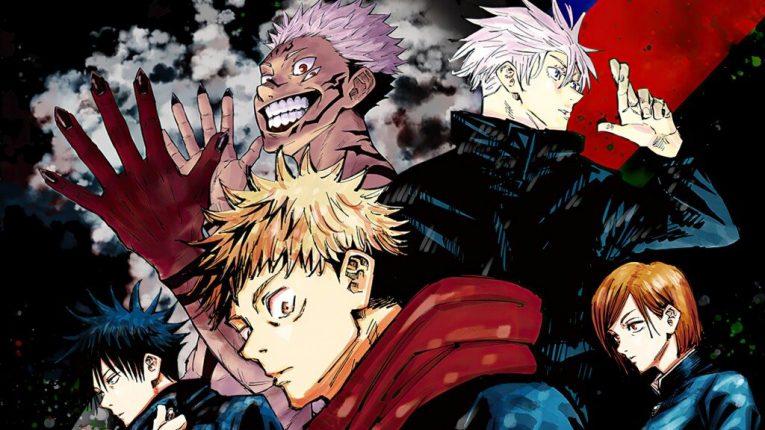 Jujutsu Kaisen Anime Manga Wallpaper