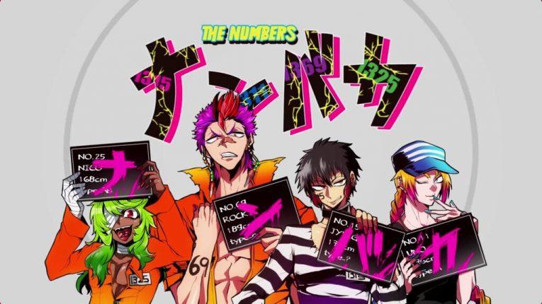 nanbaka anime wallpaper