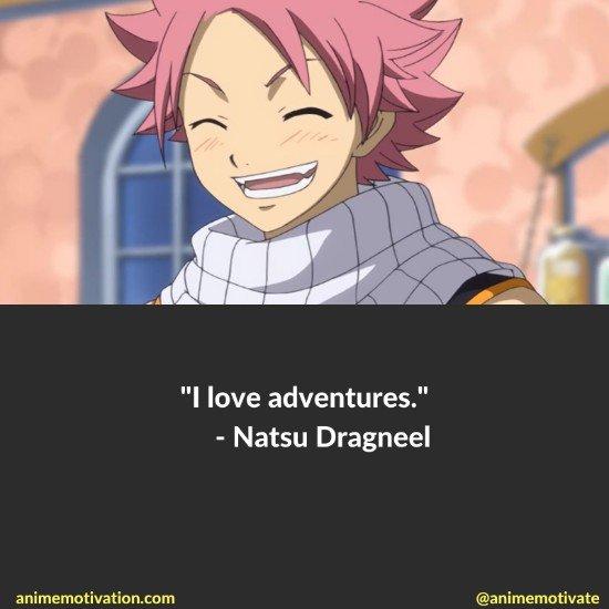 natsu dragneel quotes 9