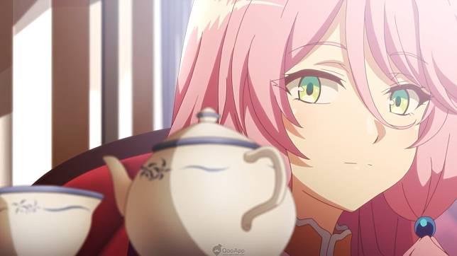redo of healer tea cup girl