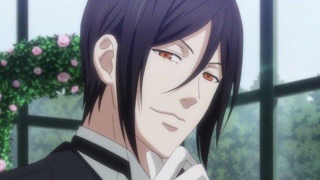 sebastian black butler anime boy