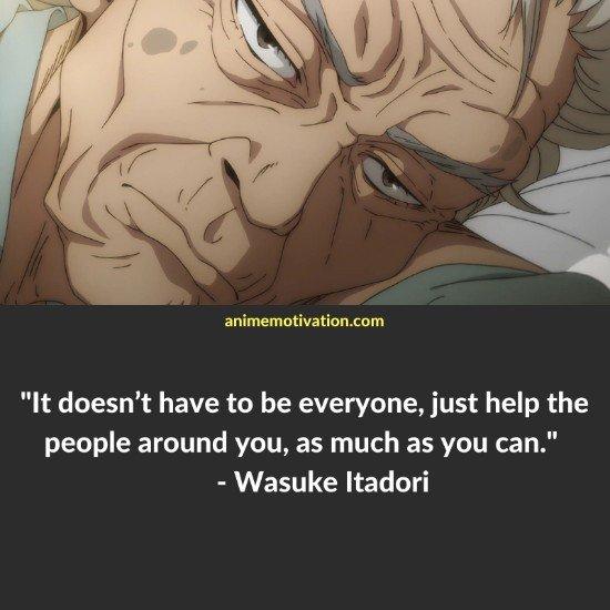 wasuke itadori quotes 2