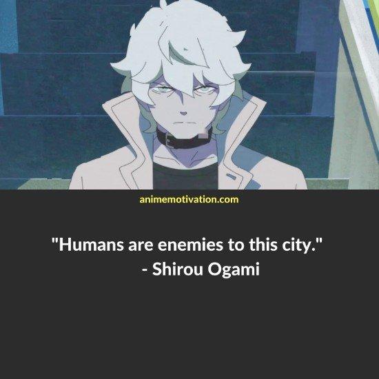 Shirou Ogami quotes 2