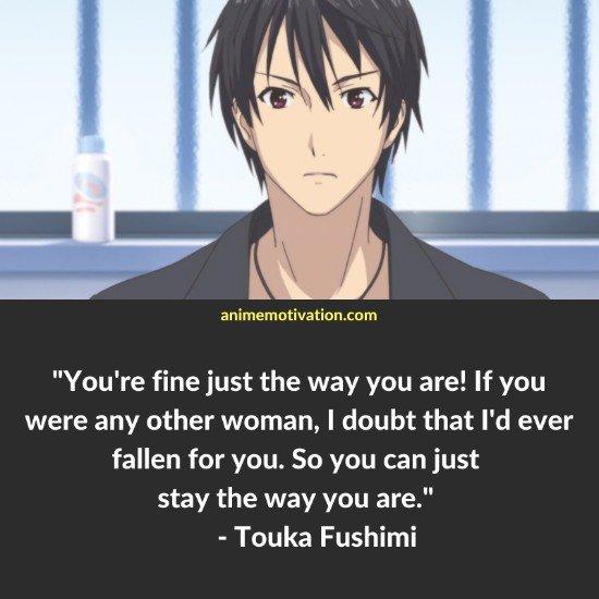 Touka Fushimi quotes