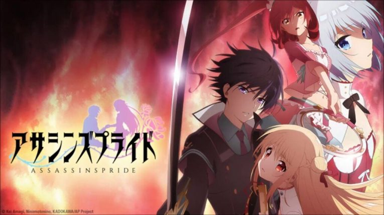 assassins pride anime wallpaper