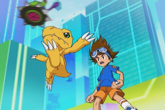 digimon anime series classic