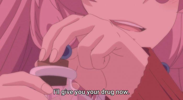 flare drugs redo of healer