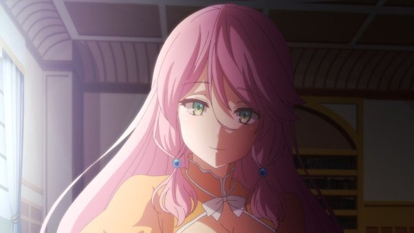 flare episode 2 pink hair