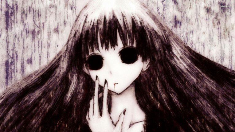 horror anime wallpaper shiki