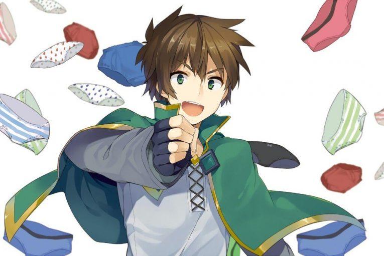 kazuma satou anime wallpaper