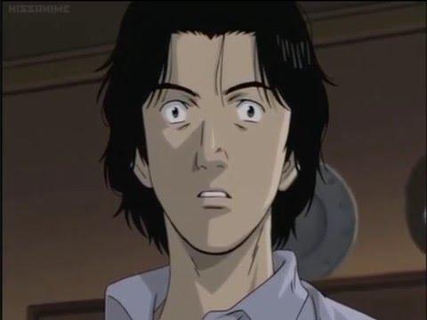 kenzo tenma shocked monster