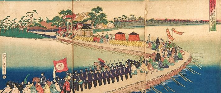 meiji restoration shogunate
