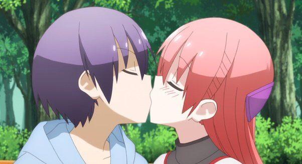 nasa and tsukasa kissing e1610557562180