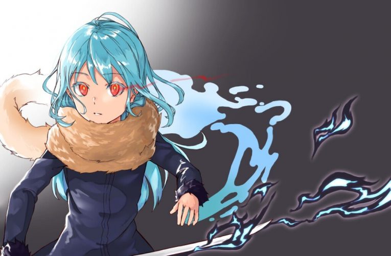rimuru tempest anime wallpaper