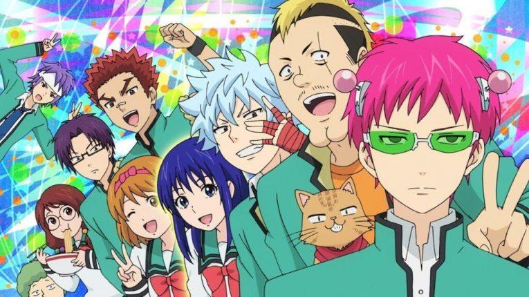 saiki k anime wallpaper