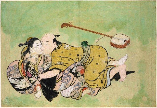 shunga japan