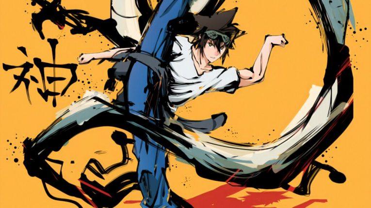 the god of high school anime wallpaper