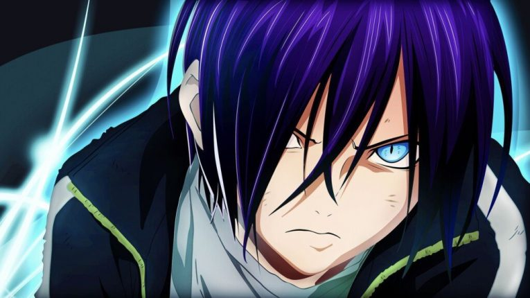 yato angry anime wallpaper