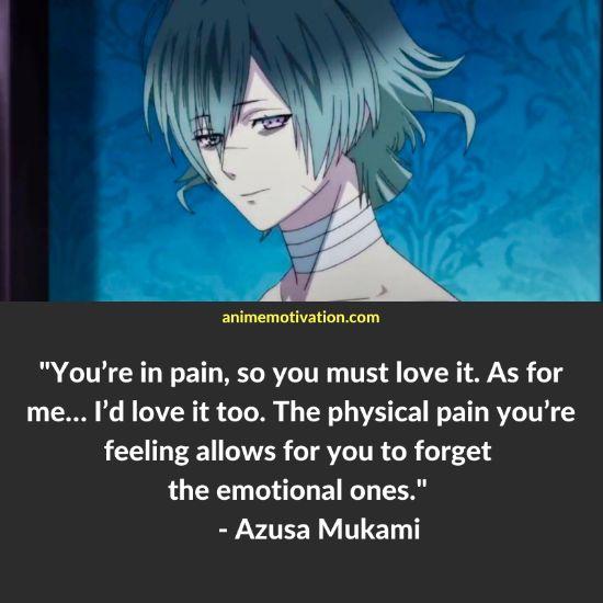 Azusa Mukami quotes 1