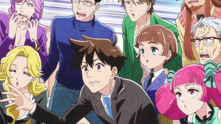 Heavens Design Team anime series