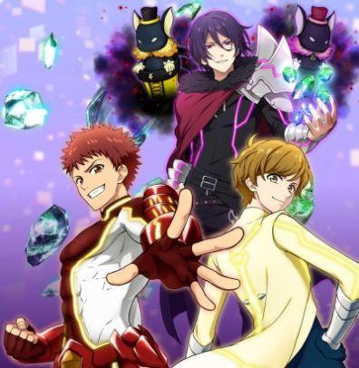 Kaito x Ansa anime 1