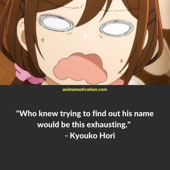 Kyouko Hori quotes