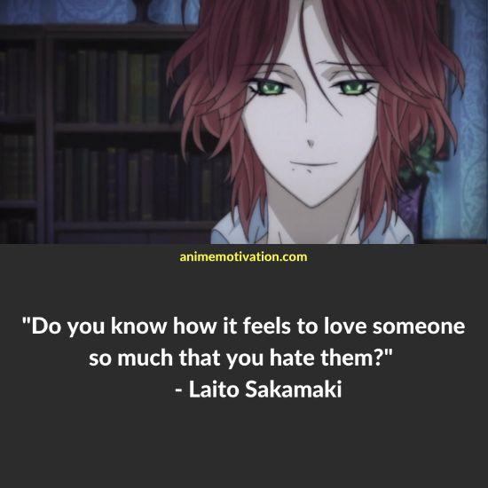 Laito Sakamaki quotes 2