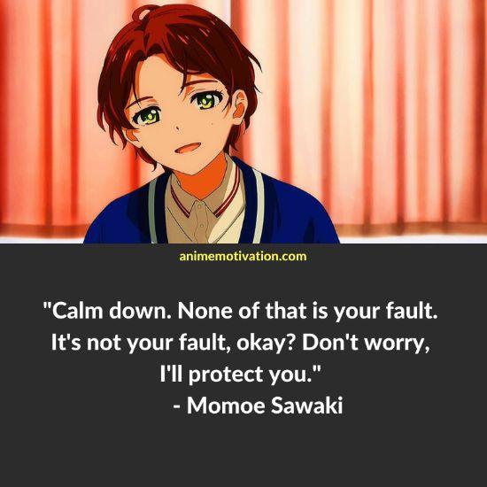 Momoe Sawaki quotes 1