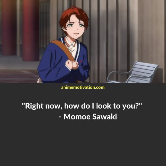 Momoe Sawaki quotes 2
