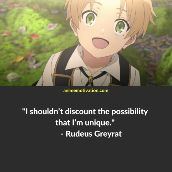 Rudeus Greyrat quotes 1 1
