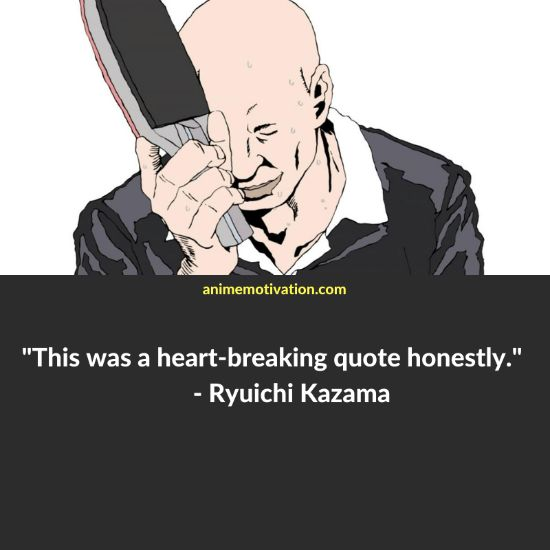 Ryuichi Kazama quotes