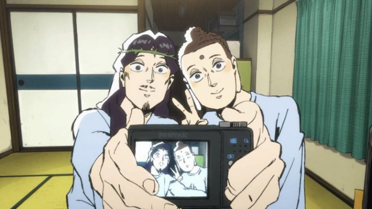 Saint Young Man