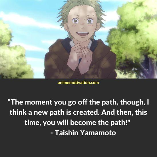 Taishin Yamamoto quotes