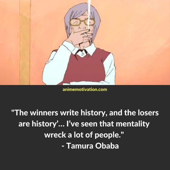 Tamura Obaba quotes