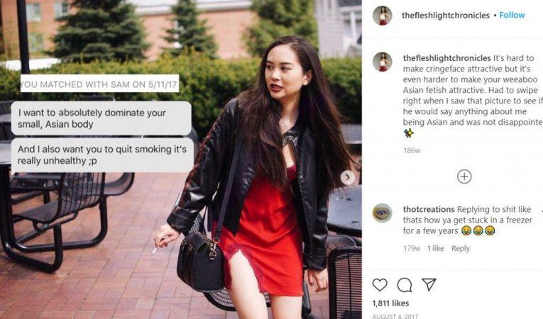 asian fetishization creepy weebs instagram