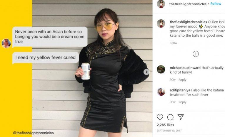 asian fetishization weeaboo instagram