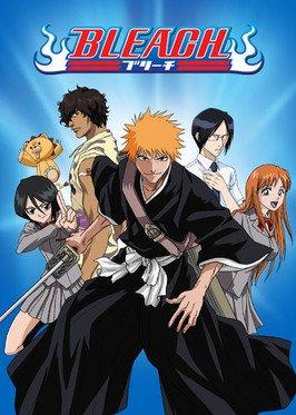 bleach anime cover