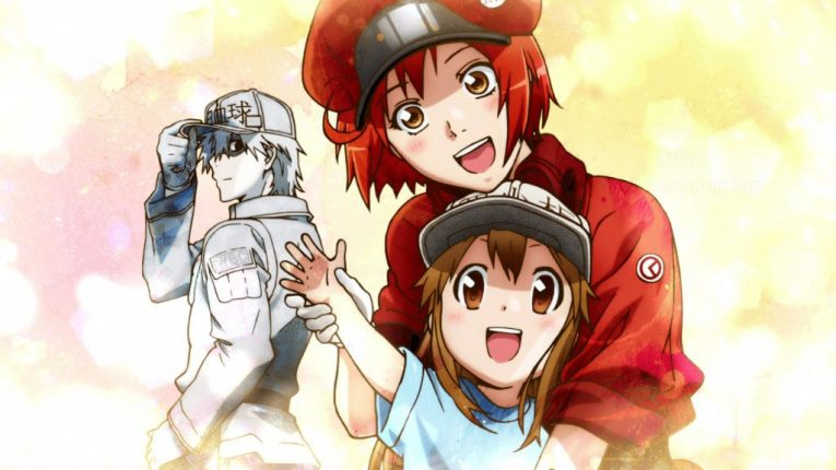 cells at work wallpaper anime